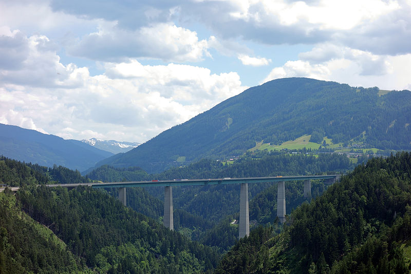 historic routes across the alps