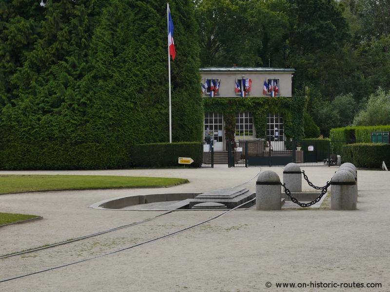 Armistice museum Compiégne