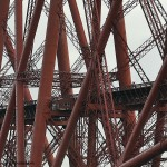Historic Forth bridge