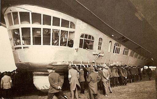 Transatlantic Zeppelin Flights